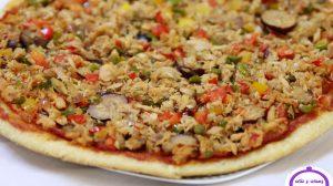بيتزا صيامى