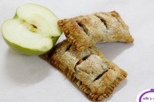 فطيرة التفاح الصحية
