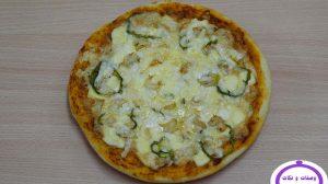 بيتزا الجمبري